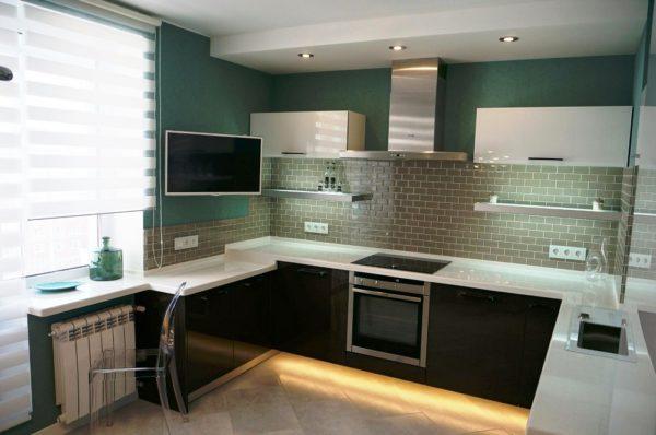 Современные дизайнеры помогут вам создать именно вашу индивидуальную кухонную мебель