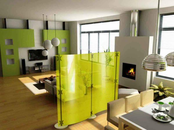 Фото дизайна квартиры студии с маленькой площадью в стиле хай-тек