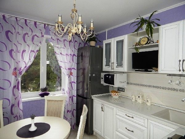 Интерьер кухни в стиле прованс подарит ощущения тепла, уюта и красоты
