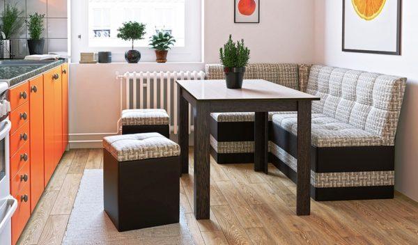 Диван-раскладушку можно использовать в качестве спального места