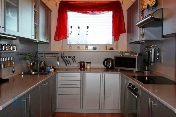 2 Дизайн маленькой кухни 5 квадратных метров