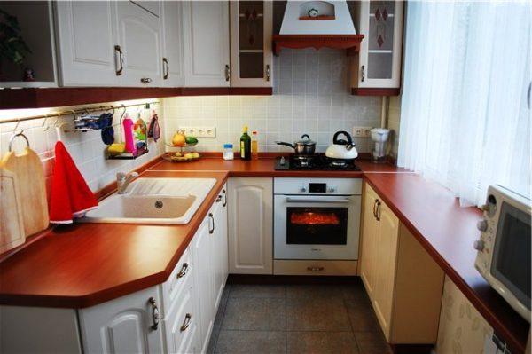 3 Дизайн маленькой кухни 5 квадратных метров