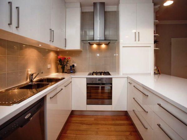3 Дизайн маленькой кухни 7 кв м