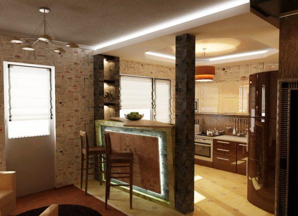 3 маленькие кухни 7 кв м дизайн фото