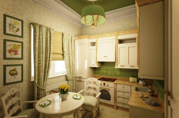 *Именно на кухне, при грамотно продуманном дизайне, сильнее всего чувствуется тепло дома и семейного очага