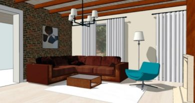 Дизайн интерьера 3Д