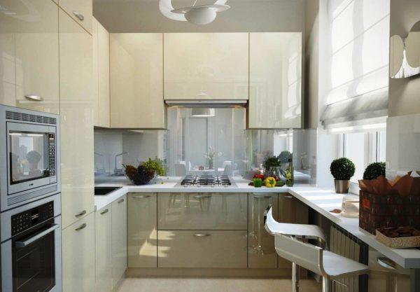 В соотношении цена - качество - мебель для кухни ИКЕА лучший выбор