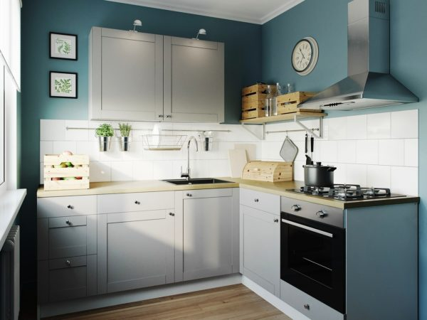 Мебель для кухни ИКЕА 8