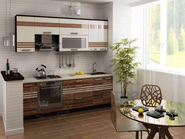 Модульная мебель - это то, что нужно для малогабаритной кухни