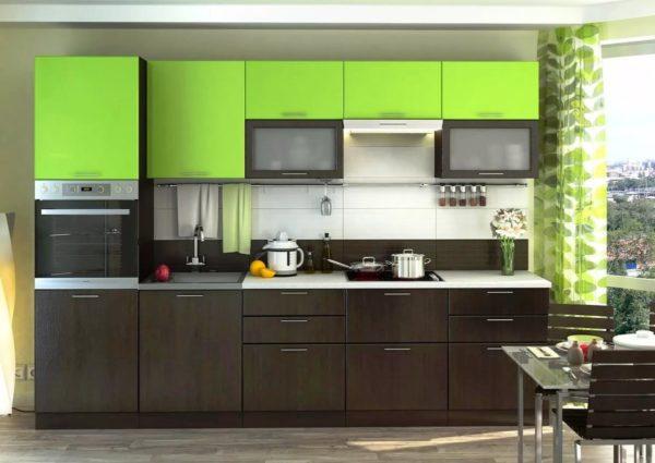 Изготовленная модульная кухня должна переставляться без усилий