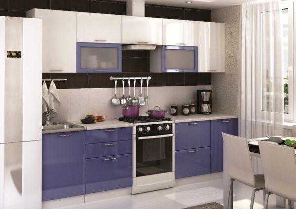 Модульная мебель для маленькой кухни