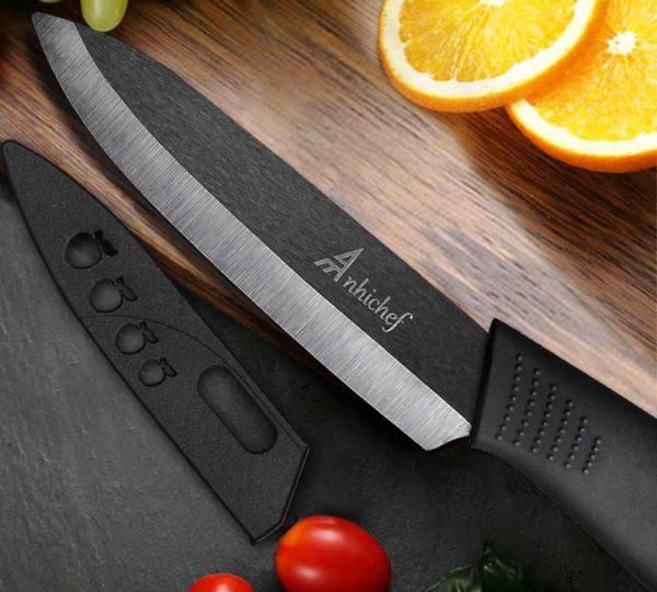 Ножи из керамики набирают все большую популярность