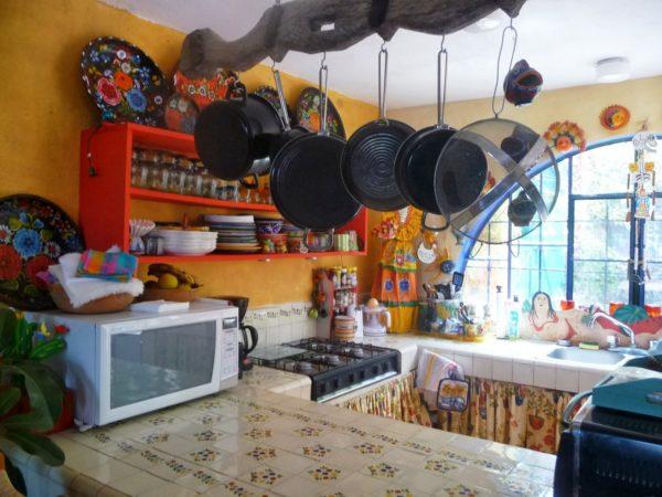 Мексиканский стиль на кухне 4