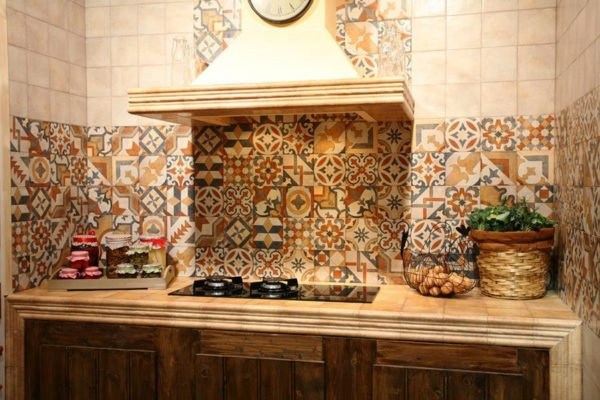 Мексиканский стиль на кухне 1