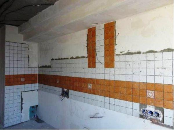 Ремонт маленькой кухни 2