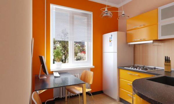 Ремонт даже очень маленькой кухни требует тщательно продуманного плана