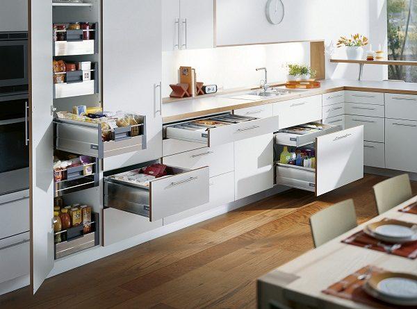 Эффективность и функциональность вашей кухни