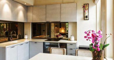 Интерьер маленькой кухни своим руками