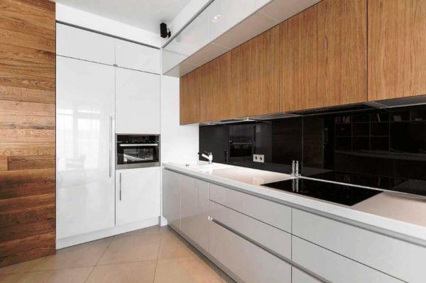 Кухня в стиле минимализм 5
