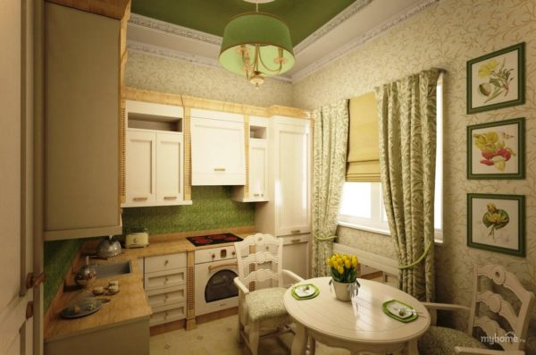 Сделать ремонт на кухне своими руками с небольшим бюджетом в стиле прованс несложно, это не потребует большого строительного опыта и специального дорогостоящего инструмента