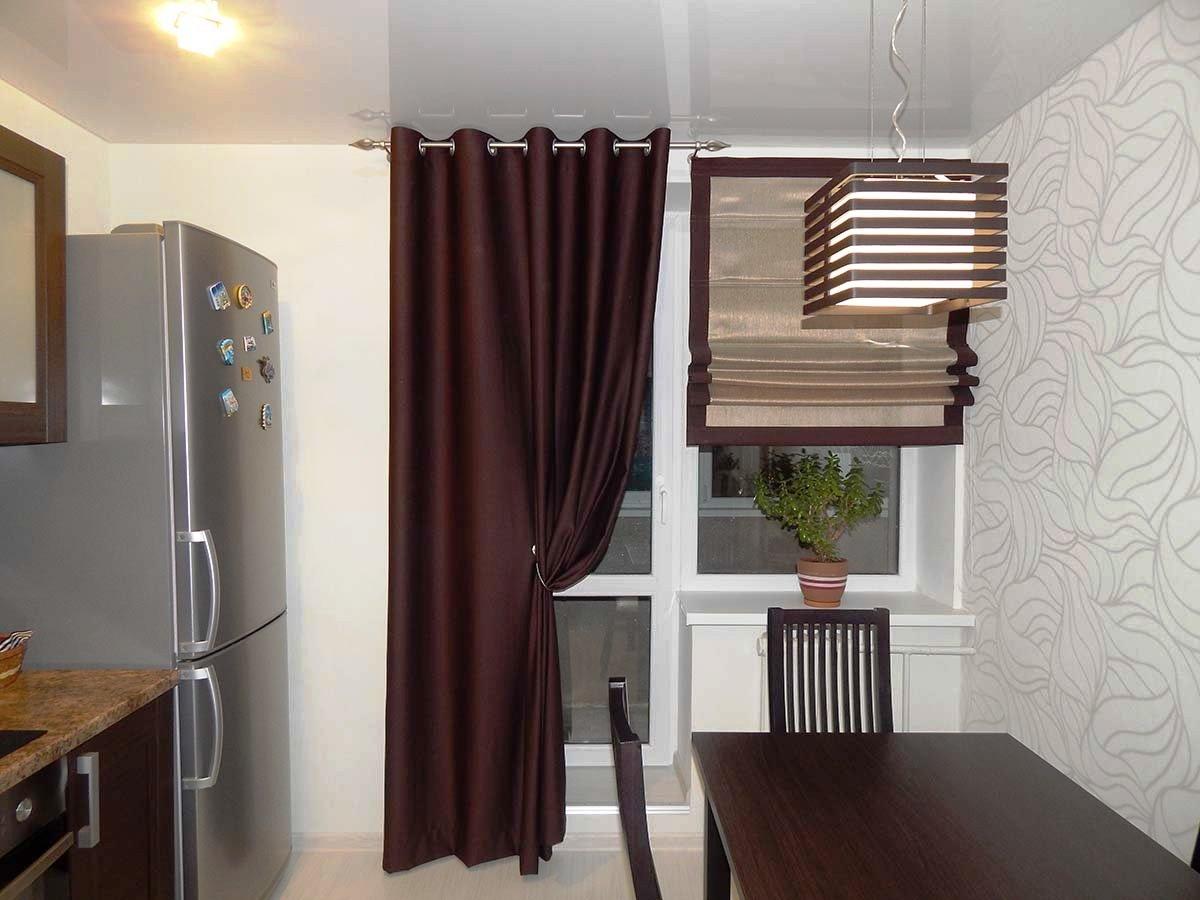 этой шторы для кухни с балконной дверью фото так ответственны