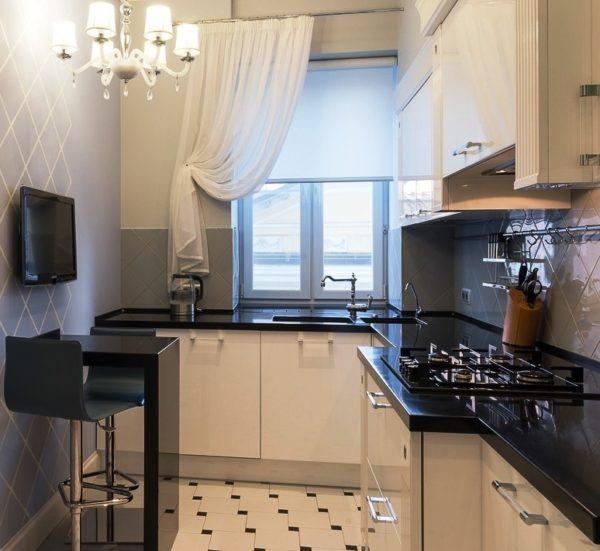Угловые мебельные гарнитуры – универсальное и практичное решение для кухни с любой площадью