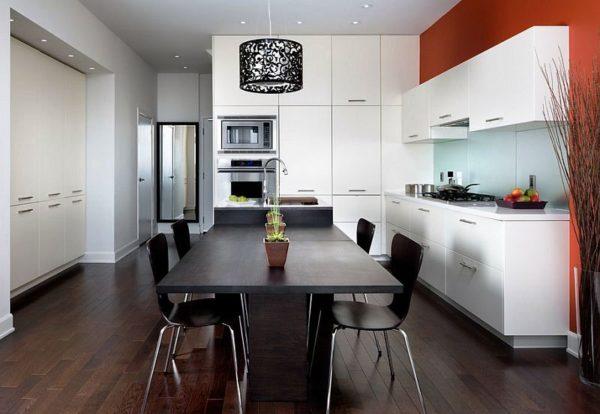 Дизайн угловой кухни 8 кв метров