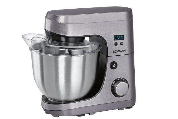 металлическая чаша кухонного комбайна