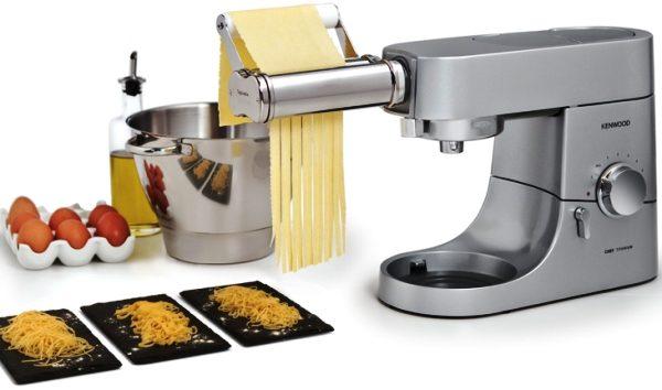 насадка для приготовления лапши для кухонного комбайна