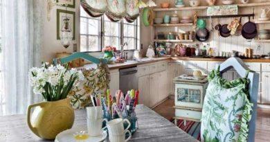 окна на кухне