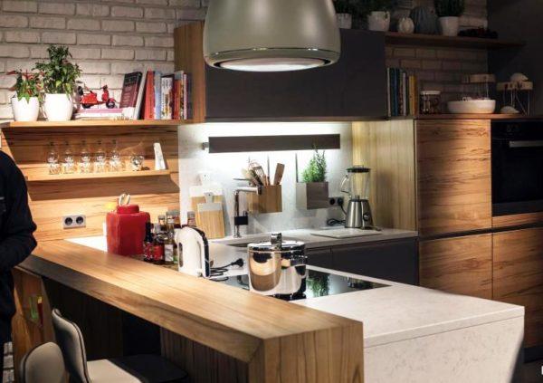 Большое количество моделей позволяет подобрать именно тот вариант, который будет оптимальным для вашей кухни