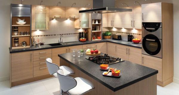 Обеденная зона для кухни 9 кв. м 3