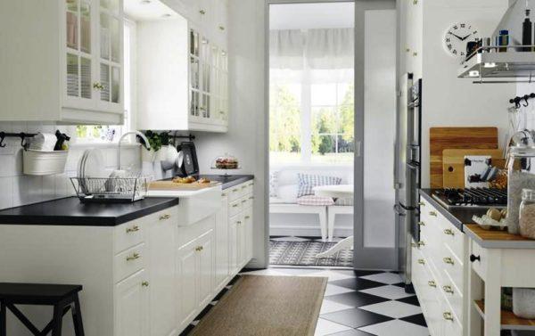 Дизайн кухни 9 метров кв.
