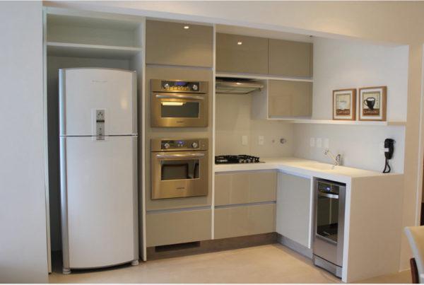 Креативные решения с холодильником – самый актуальный дизайн