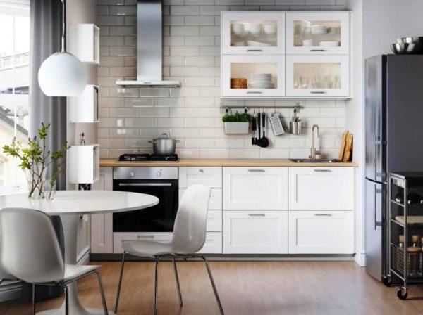 Дизайн кухни 9 метров кв
