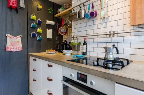 дизайн-проект кухни из ИКЕА