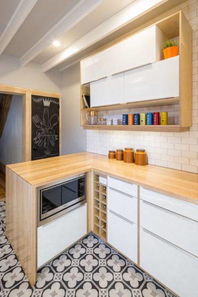 способ обновить икеевскую кухню