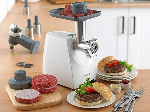 кухонный комбайн с мясорубкой
