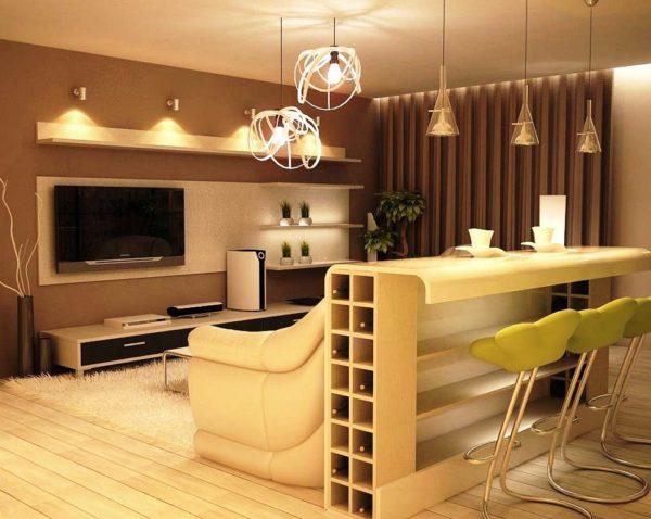 Преображение кухонного пространства