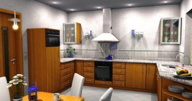 3D Программа для расстановки мебели на кухне
