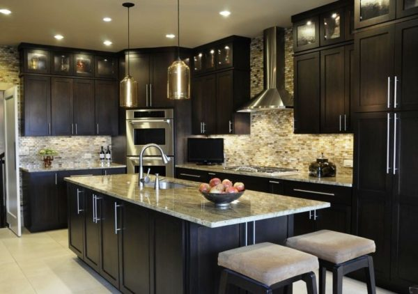 Хотите такую кухню? 3D Программа для расстановки мебели на кухне 3D Дизайн Интерьеров с легкостью поможет вам