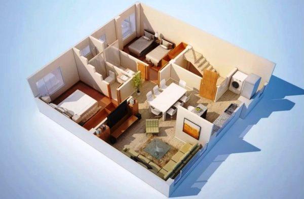 3D Программа для расстановки мебели