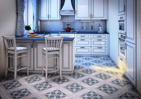 Ещё одним неоспоримым преимуществом кафельной плитки является то, что ее можно подобрать практически с любым оттенком, расцветкой и рисунком