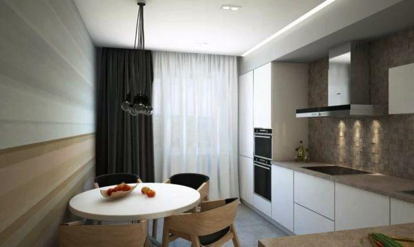 Красивая и уютная кухня - мечта каждой хозяйки