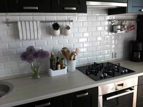 Кафельная плитка для кухонного фартука