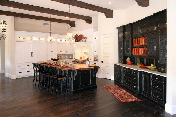 мебель для кухни колониальный стиль