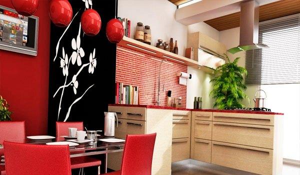 мебель для кухни в восточном стиле