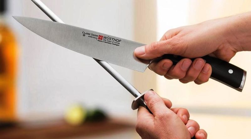 Мусат для заточки ножей