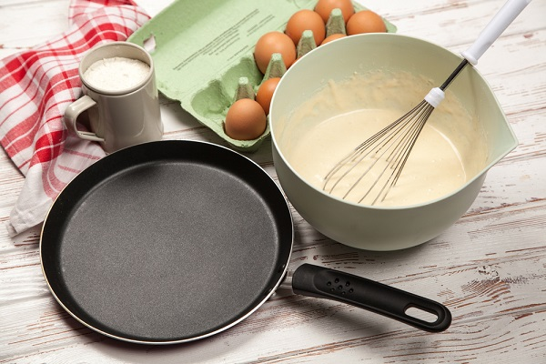 Как выбрать сковороду для блинов