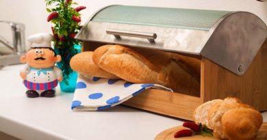 Правильное хранение хлеба